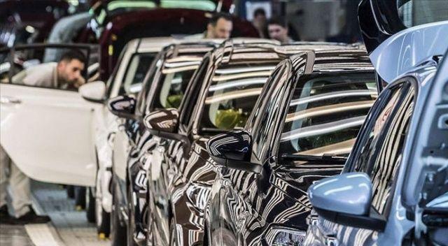 Otomotiv üretimi ocak-nisanda yüzde 28 azalarak 352 bin 309 adet oldu