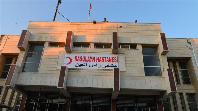 Rasulayn Hastanesi bölge halkına şifa dağıtmaya devam ediyor
