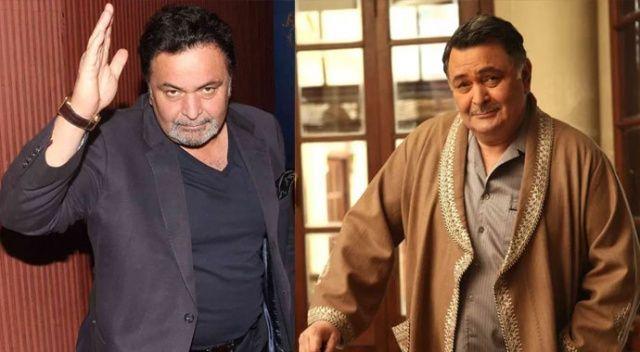 Rishi Kapoor hayatını kaybetti