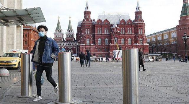 Rusya'da Covid-19 vaka sayısı 317 bini aştı