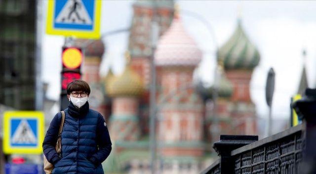 Rusya'da Covid-19 vaka sayısı 362 bini aştı