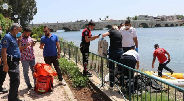 Seyhan Nehri'nde kadın cansız bedeni bulundu