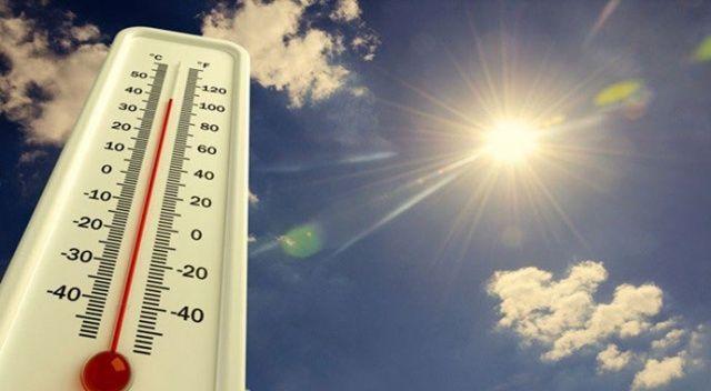 Sıcaklıklarda 109 yılın rekoru kırıldı