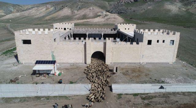 Sivas'taki bu kalenin dünyada eşi benzeri yok