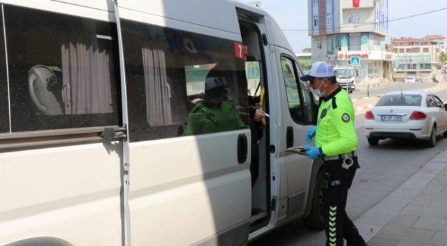 Sultanbeyli'de 1 milyon 447 bin 230 lira korona virüs cezası