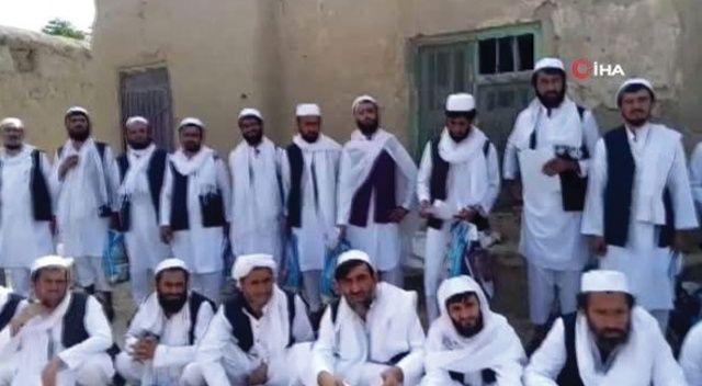 Taliban, 80 Afgan mahkumu serbest bıraktı