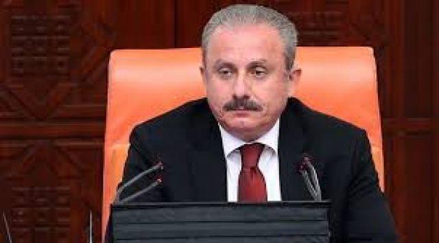 TBMM Başkanı Mustafa Şentop, Türk Dil Bayramı'nı kutladı