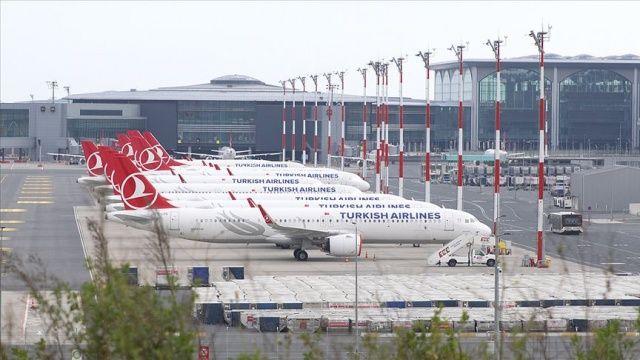 THY uçuş durdurma kararını iç hatta 4 Haziran dış hatta 10 Haziran'a kadar uzattı