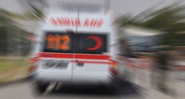 Tokat'ta iki otomobil çarpıştı 4 kişi yaralandı