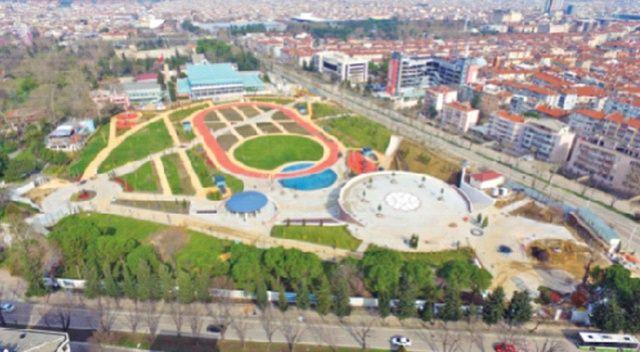 TOKİ 11 millet bahçesini bitirdi
