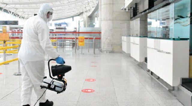 Turistik bölgelerdeki havalimanları hazır