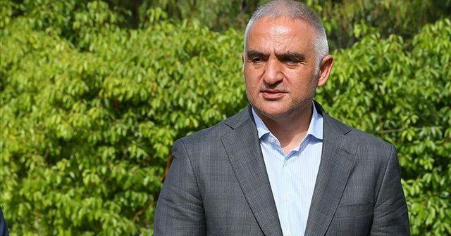 Turizm Bakanı: 70 ülkeyle görüştüm Türkiye'ye gelecekler