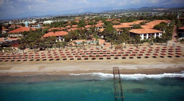 Turizmde dönüş planı: Temmuz ortasında oteller dolar