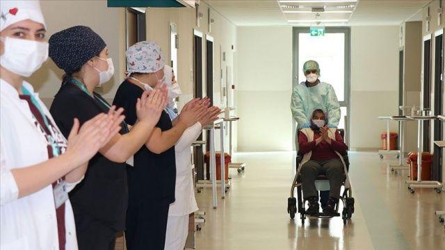 Türkiye'de covid-19'dan iyileşen hasta sayısı 104 bini geçti