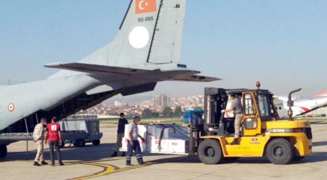 Türkiye'den Arnavutluk ve Makedonya'ya tıbbi yardım