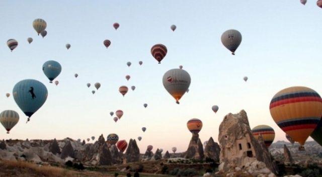 Türkiye dünya turizm gelirlerinde 13'üncü sıraya yükseldi