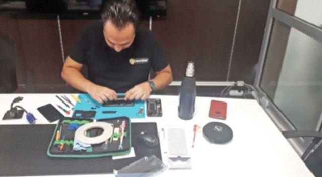 Türkiye'nin en hızlı  telefon tamircisi