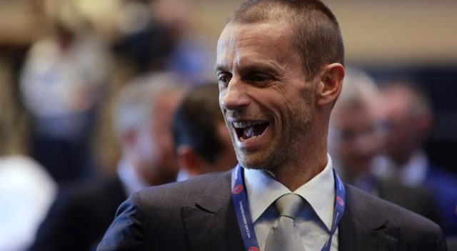 """UEFA Başkanı Alexander Ceferin: """"Ağustos ayında bitirmeyi planlıyoruz"""""""