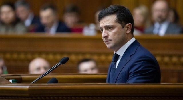 """Ukrayna Devlet Başkanı Zelenskiy: """"Normalleşmenin ikinci etabı 22 Mayıs'ta"""""""