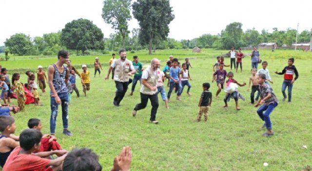 Ümmetin garipleri Nepal Müslümanları