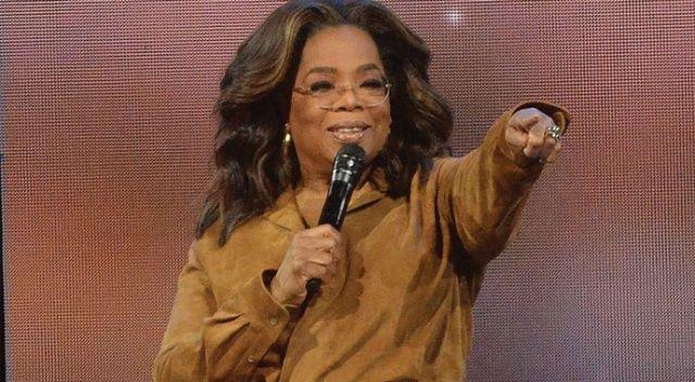 Ünlü televizyon sunucusu Oprah Winfrey'den 12 milyon dolarlık Covid-19 yardımı