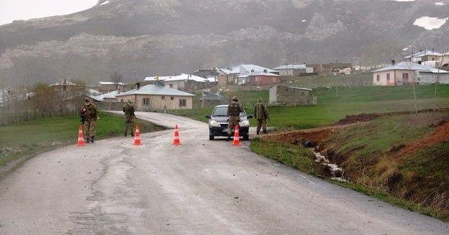 Van'da karantinaya alınan mahallede bir kişi öldü