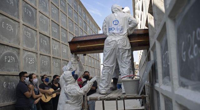 Virüsün yeni merkezi Güney Amerika oldu