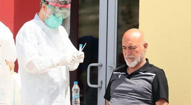 Yeni Malatyaspor'da 2 kişinin korona virüs testi pozitif çıktı