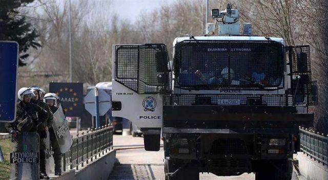 Yunan polisi Covid-19'dan faydalanarak göçmenleri zorla Türkiye'ye gönderiyor