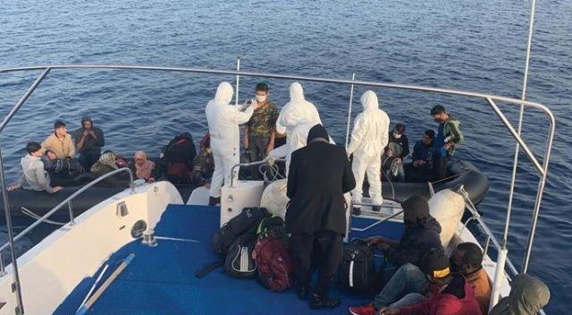 Yunan Sahil Güvenlik'i tarafından ölüme terk edildiler, Türk Sahil Güvenlik'i kurtardı