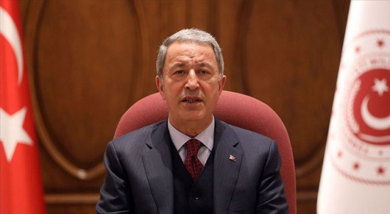 Milli Savunma Bakanı Hulusi Akar: 1411 terörist etkisiz hale getirildi