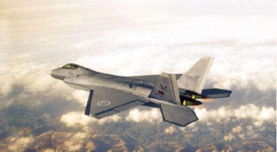 Millî savaş uçağı için 20 milyon satırlık yazılım