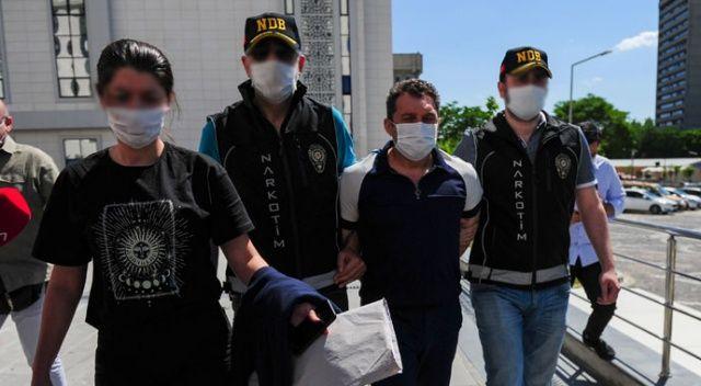 'Bataklık' operasyonunda yakalanan örgüt elebaşları Nejat Daş ve Çetin Gören Ankara'ya getirildi