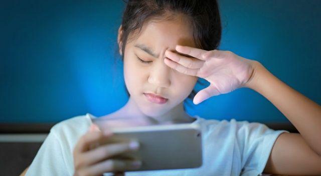 'Teknoloji bağımlılığı çocukların kaslarını zayıflattı'