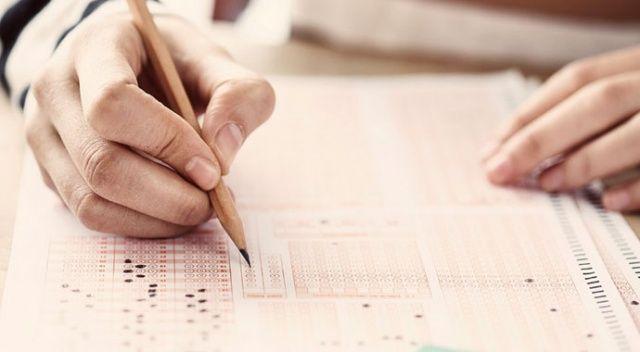 2,5 milyon aday ilklerin sınavında