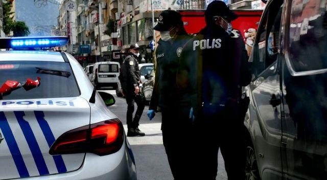 27 yıl hapis cezası olan firarı polis tarafından yakalandı
