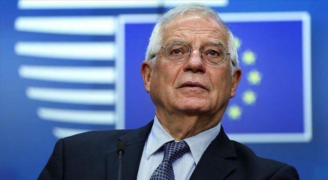 AB Yüksek Temsilcisi Borrell: Suriye'de işlenen kitlesel suçlar cezasız kalmamalı