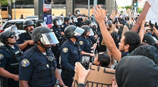 ABD'de gösteri ve yağmalamalar durmuyor