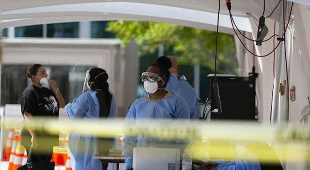 ABD'de maske takma zorunluluğu bulunmayan eyaletlerde Covid-19 vakaları artıyor