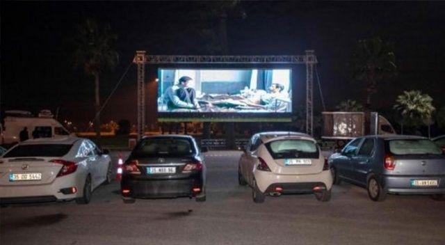 Arabalı sinema geceleri