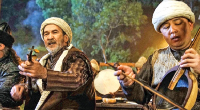 Arslanbek'ten 'Osman Bey Marşı'