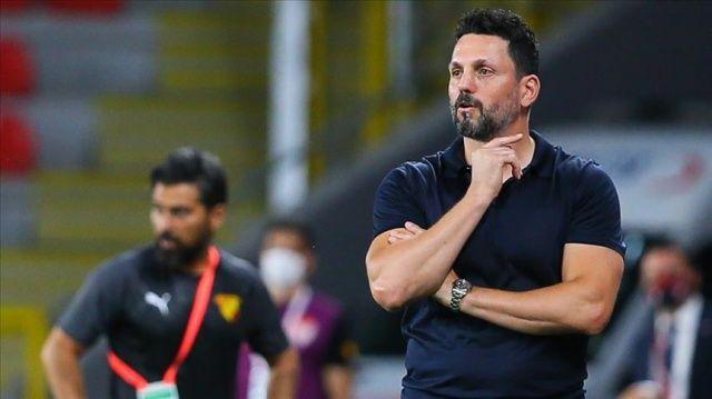 Aytemiz Alanyaspor Teknik Direktörü Erol Bulut: Bizim gibi bir takıma yakışmadı