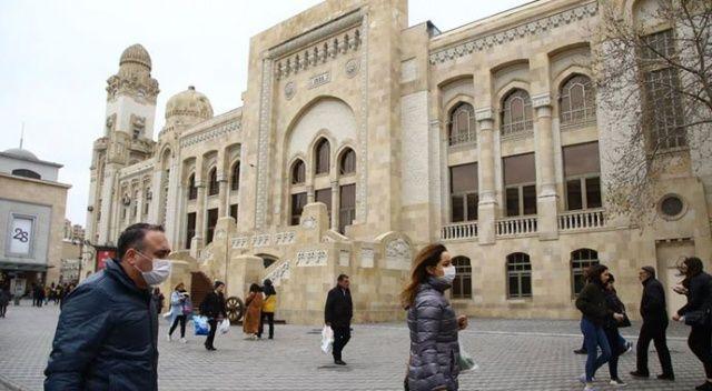 Azerbaycan'da son 24 saatte en fazla Covid-19 vakası tespit edildi