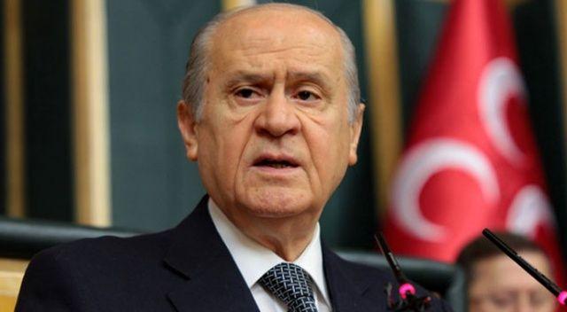 Bahçeli: Her zaman ifade ettiğimiz üzere, tarafımız Türkiye'dir, Türk milletidir