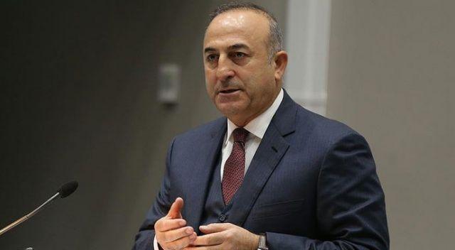 Bakan Çavuşoğlu: Yunanistan mülteci haklarını çiğniyor