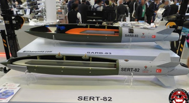 """Bakan Varank: """"SARB-83 ilklere imza atarak testi geçti"""""""