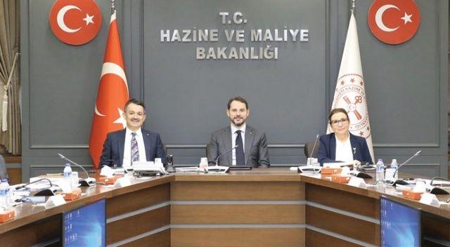 """Bakanı Albayrak'tan """"Gıda ve Tarımsal Ürün Piyasaları İzleme ve Değerlendirme Komitesi"""" paylaşımı"""