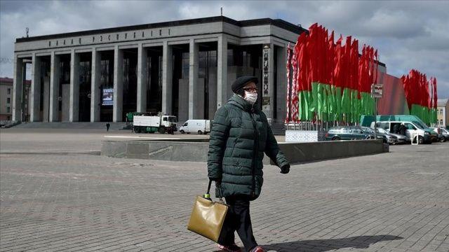Belarus'ta Covid-19 vaka sayısı 47 bin 700'ü geçti