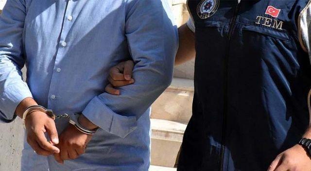 Beylerbeyi'nde sağlık merkezine yanıcı madde atan şüpheli tutuklandı