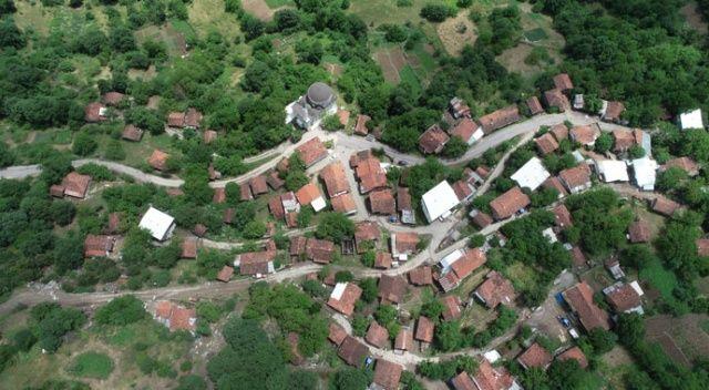 Bu köyde öyle bir tedbir aldılar ki, koronavirüs hiç uğramadı